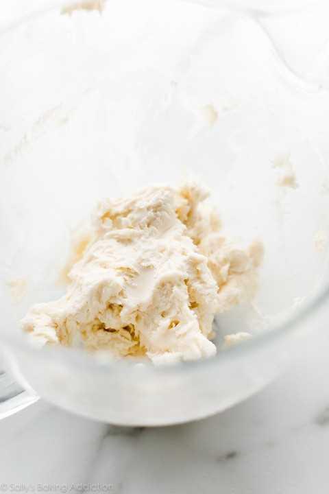 Relleno de caramelo de crema de mantequilla