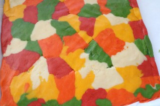 Crear Harvest Marble Sugar Cookie Bars