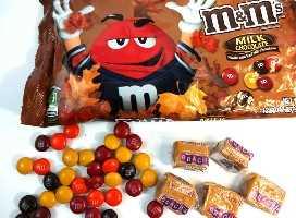 Harvest Blend M&M caramelos y caramelos de Brach