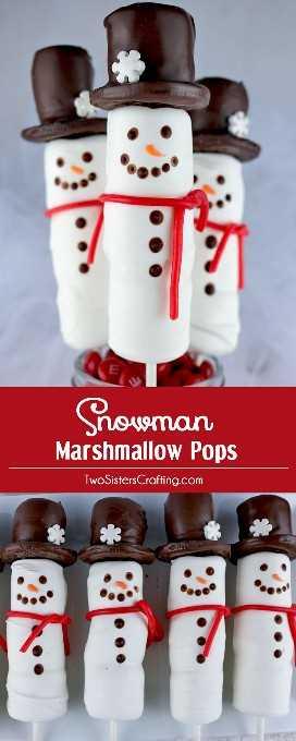 """Snowman Marshmallow Pops - un divertido regalo navideño. Dulces recubiertos de malvaviscos en un palo con un sombrero de galleta Oreo. Estos dulces muñecos de nieve son tan adorables y muy divertidos de hacer. Serían perfectos para una venta de pasteles para las fiestas o la fiesta de Navidad de la escuela de su hijo. Toma algunos malvaviscos y comienza a hacer este lindo postre navideño. Síganos para obtener más ideas geniales de comida navideña. """"Width ="""" 680 """"height ="""" 1700 """"data-pin-description ="""" Snowman Marshmallow Pops: un divertido regalo navideño. Dulces recubiertos de malvaviscos en un palo con un sombrero de galleta Oreo. Estos dulces muñecos de nieve son tan adorables y muy divertidos de hacer. Serían perfectos para una venta de pasteles para las fiestas o la fiesta de Navidad de la escuela de su hijo. Toma algunos malvaviscos y comienza a hacer este lindo postre navideño. Síganos para obtener más fantásticas ideas de comida navideña. """"Srcset ="""" https://juegoscocinarpasteleria.org/wp-content/uploads/2019/04/1554889592_659_Palitos-de-malvavisco-de-muneco-de-nieve.jpg 680w, https: // www. twosisterscrafting.com/wp-content/uploads/2016/09/snowman-marshmallow-pops-NEW-600x1500.jpg 600w, https://www.twosisterscrafting.com/wp-content/uploads/2016/09/snowman-marshmallow -pops-NEW-410x1024.jpg 410w, https://www.twosisterscrafting.com/wp-content/uploads/2016/09/snowman-marshmallow-pops-NEW-120x300.jpg 120w """"tamaños ="""" (ancho máximo : 680px) 100vw, 680px """"/></p> <p>** Esta publicación contiene enlaces de afiliados, pero solo recomendamos productos que realmente usamos y nos gustaron. Gracias por apoyar a Two Sisters!</p> </pre> <p></p> </div>"""
