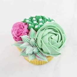 ¡{VIDEO} sobre cómo hacerte cupcakes suculentos y divertidos!