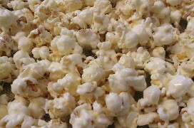 ¿Cuánta mezcla de malvaviscos para agregar a tus palomitas de maíz dulces?