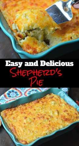 Aprende a hacer esta clásica y deliciosa receta de pastel de Shepherd que todos, grandes y pequeños, disfrutarán. Es ideal para cualquier ocasión y es fácil de hacer.