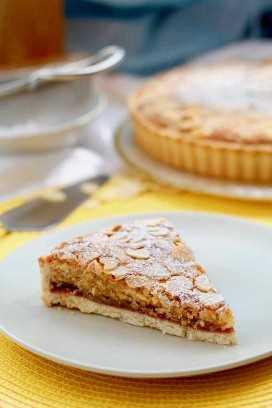 Tarta Bakewell Tradicional