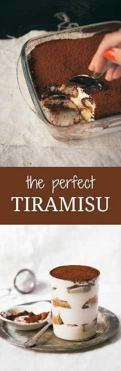 ¡Aprenda cómo hacer el mejor tiramisú auténtico con esta receta y consejos sencillos!