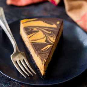 """Pastel de queso con forma de calabaza y chocolate """"data-pin-description ="""" Pastel de queso con forma de calabaza y chocolate: Este fue uno de los MEJORES pasteles de queso que he probado. ¡La combinación de calabaza terrosa, especias cálidas y chocolate oscuro y profundo fue increíble! #pumpkincheesecake #pumpkin #chocolate #marble #swirl #chayecake #easy #newyorkstyle #recipe #best #best #philadelphia #oreo #postores #epic #fromscratch #homemade #ideas #filling #cream #creamy #darkchocolate #halloween #fall #thanksgiving #ideas #cinnamon #ginger #bakingamoment """"width ="""" 720 """"height ="""" 720 """"class ="""" aligncenter size-large wp-image-78296 """"srcset ="""" https://bakingamoment.com/wp-content/uploads/2018/10 /IMG_0531-pumpkin-chocolate-swirl-cheesecake-square-720x720.jpg 720w, https://bakingamoment.com/wp-content/uploads/2018/10/IMG_0531-pumpkin-chocolate-swirl-cheesecake-square-240x240. jpg 240w, https://bakingamoment.com/wp-content/uploads/2018/10/IMG_0531-pumpkin-chocolate-swirl-cheesecake-square-550x550.jpg 550w, https://bakingamoment.com/wp-content/ uploads / 2018/10 / IMG_0531-pumpkin-chocolate-swirl-cheesecake-square-480x480.jpg 480w, https://bakingamoment.com/wp-content/uploads/2018/10/IMG_0531-pumpkin-chocolate-swirl-cheesecake -square-150x150.jpg 150w, https://bakingamoment.com/wp-conten t / uploads / 2018/10 / IMG_0531-pumpkin-chocolate-swirl-cheesecake-square-200x200.jpg 200w, https://bakingamoment.com/wp-content/uploads/2018/10/IMG_0531-pumpkin-chocolate-swirl -cheesecake-square-320x320.jpg 320w, https://bakingamoment.com/wp-content/uploads/2018/10/IMG_0531-pumpkin-chocolate-swirl-cheesecake-square-735x735.jpg 735w, https: // bakingamoment .com / wp-content / uploads / 2018/10 / IMG_0531-pumpkin-chocolate-swirl-cheesecake-square.jpg 1440w """"data-lazy-size ="""" (max-width: 720px) 100vw, 720px """"></p> <p>¡Aquí estoy con otra receta de mármol para ti hoy! Estoy en una lágrima loca!</p> <p>En la última semana, más o menos, hemos hablado sobre los pastelitos de queso Swi"""