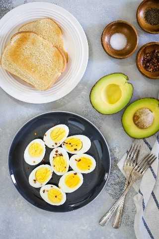 Cómo hacer huevos duros perfectos - Smart Little Cookie