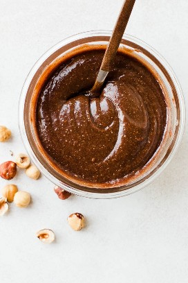Nutella casera - Chocolate Avellanas Propagación