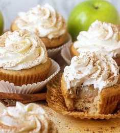 ¡La manera perfecta de arreglar tu tarta de Apple pero sin el desorden!