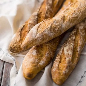 La mejor receta de Baguette francesa