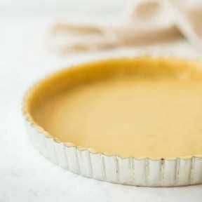 Cómo hacer una receta de corteza de tarta