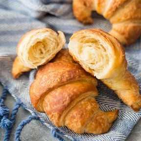 Receta Croissant Fácil