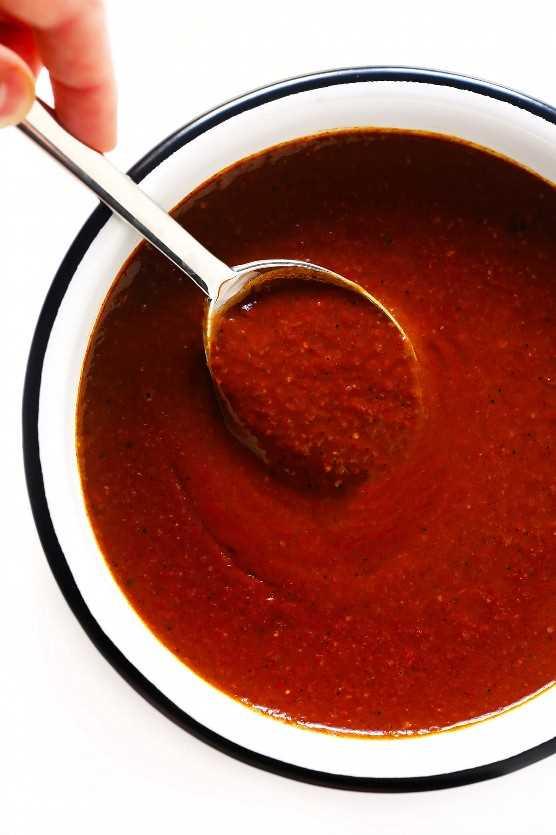 Receta de salsa de mole sagrado de 20 minutos