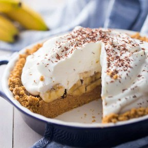 La mejor receta de Banoffee Pie