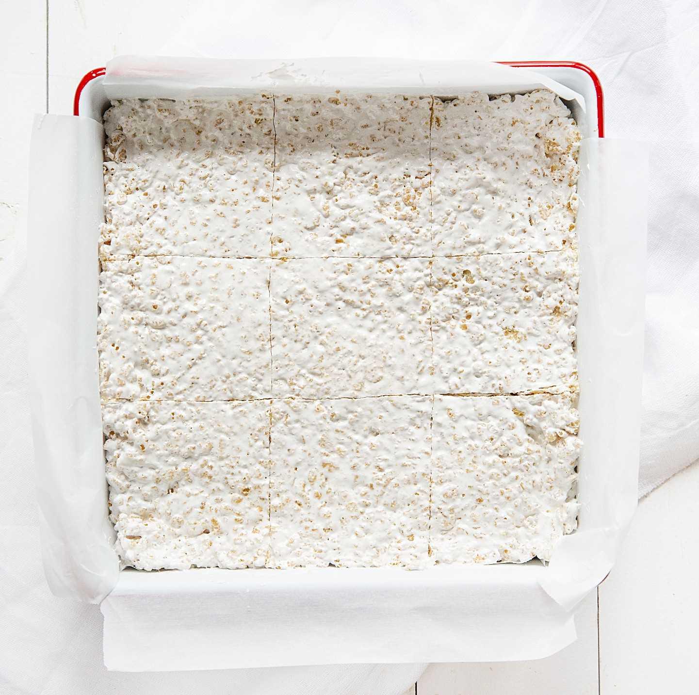 Las mejores barras de arroz Krispy