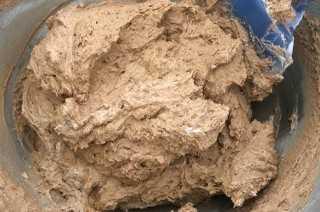 El mejor frosting de crema batida de moca