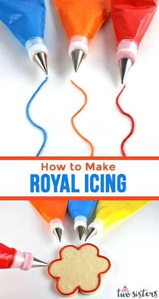 Aprende a hacer Royal Icing: ¡es más fácil de lo que piensas! Esta es una receta rápida y fácil para Royal Icing que usamos una y otra vez para decorar galletas. Pin esta fácil receta de Royal Icing para más tarde y síganos para obtener más deliciosas recetas de Frosting #RoyalIcing #RoyalIcingRecipe #Frosting #Icing