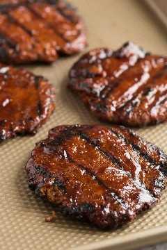 hamburguesas de pavo llanura
