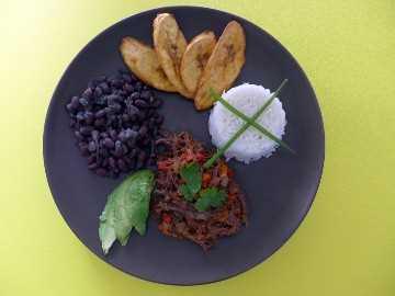 receta pabellon criollo