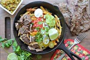 mejor carne asada fritas alrededor