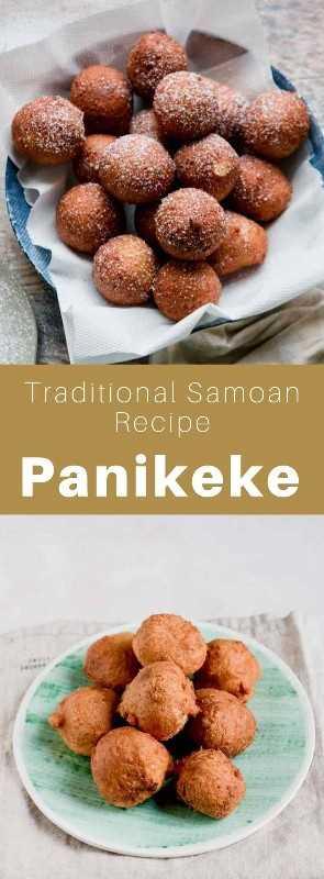 Panikeke, también llamado lapotopoto, keke isite o tama, es una deliciosa dona dulce tradicional de Samoa, Tonga y Palau. #Samoa #SamoanFood #SamoanCuisine #SamoanRecipe #Tonga #Palau #WorldCuisine # 196flavors