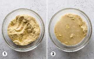 Masa harina se hace en tortillas de maíz.