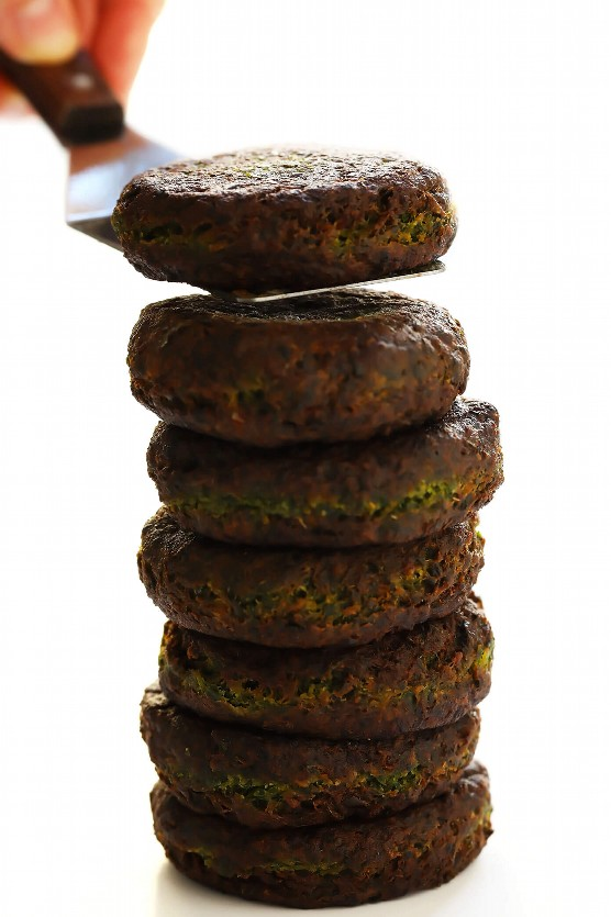 Fácil receita de falafel