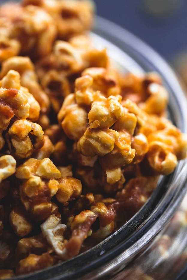 A melhor receita de milho já caramelo | lecremedelacrumb.com