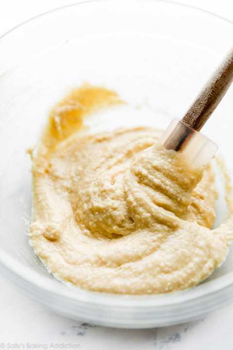 crema de almendra frangipane