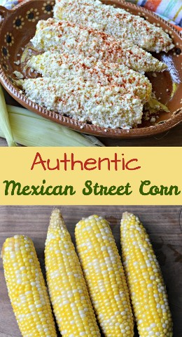 Aprende a hacer esta deliciosa y auténtica receta mexicana de maíz de calle, que es una de las comidas callejeras más populares de México.