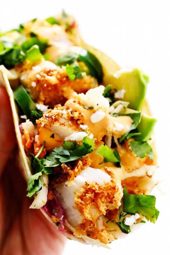 Tacos De Pescado Al Horno Crujientes Que Cambian La