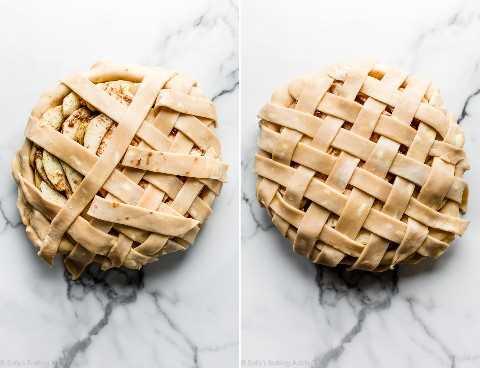masa de tarta de celosía
