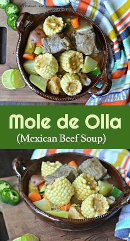 Aprenda exactamente cómo hacer esta deliciosa sopa mexicana a base de carne de res, comúnmente conocida como
