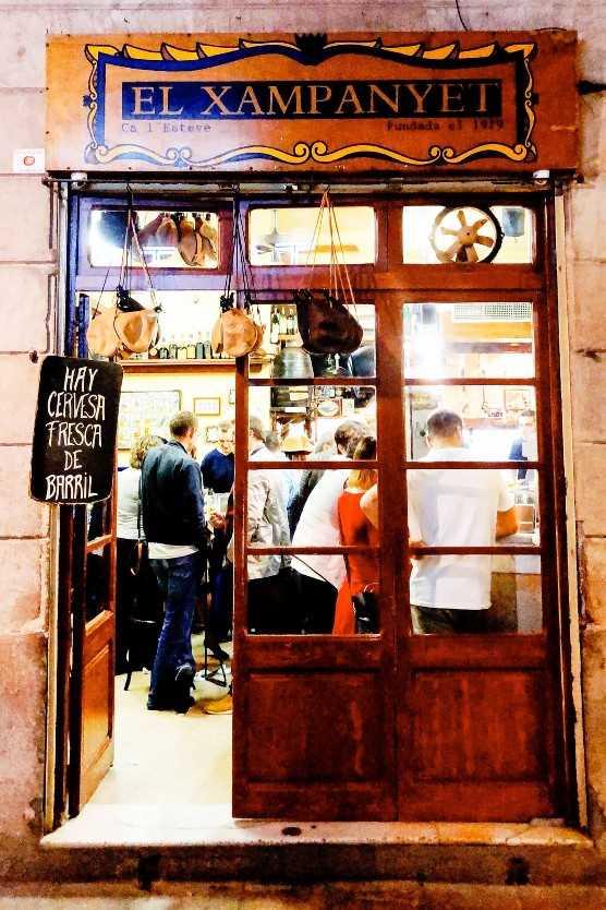 El Xampanyet | Barcelona, España
