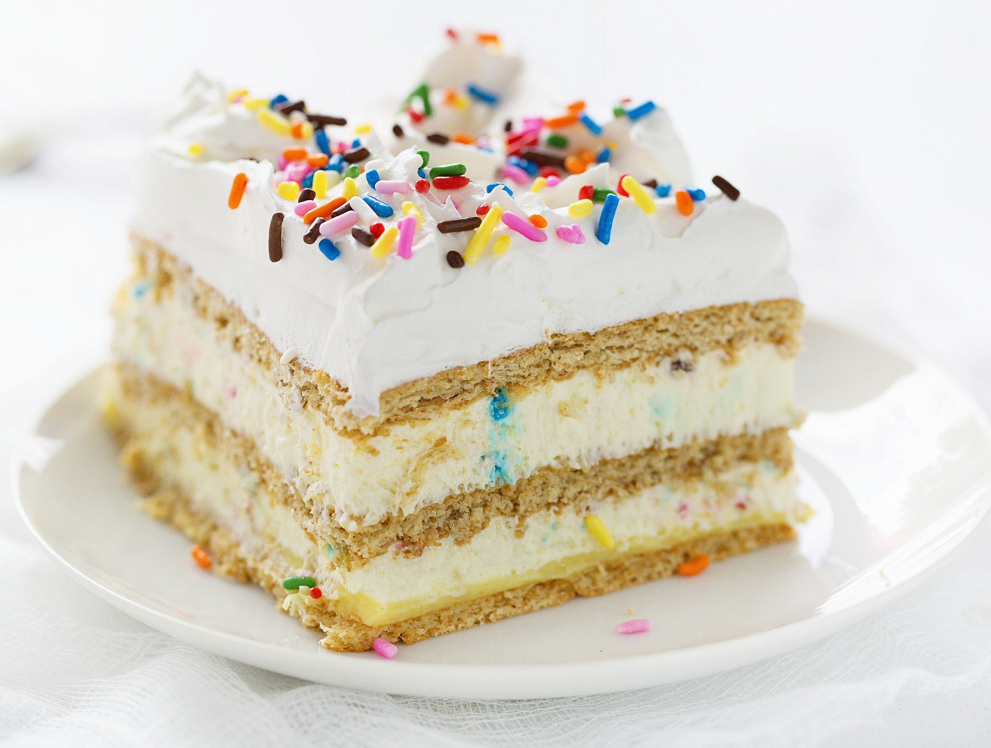 Postre de cumpleaños!