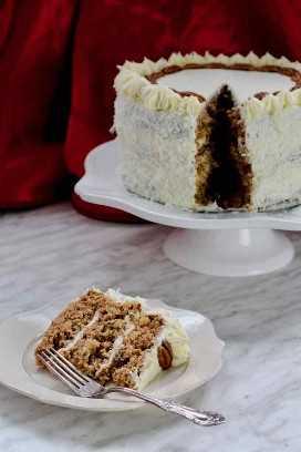 pastel de colibrí tradicional
