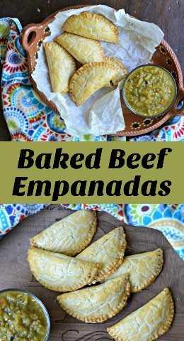 Aprende a hacer estas deliciosas empanadas de carne al horno, que son perfectas como aperitivo, plato principal o incluso como postre si cambias el relleno por algo dulce.