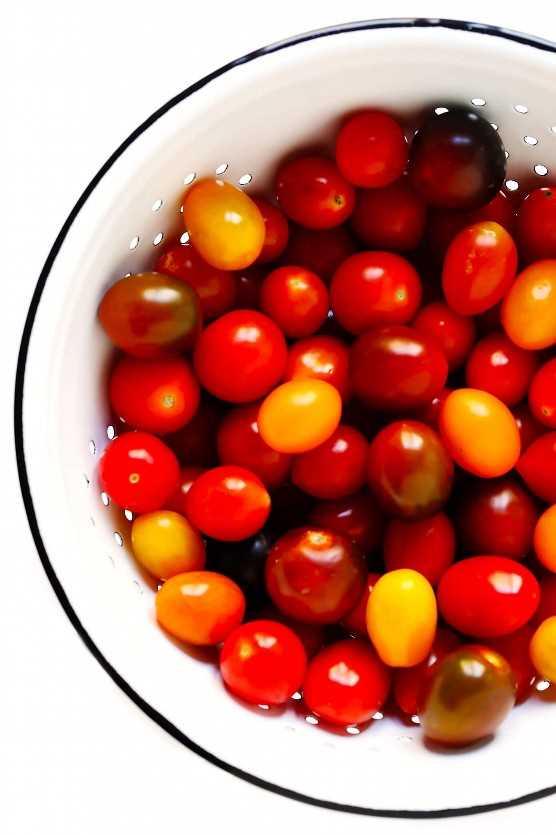 Tomates cherry para la propagación de tomate Burst