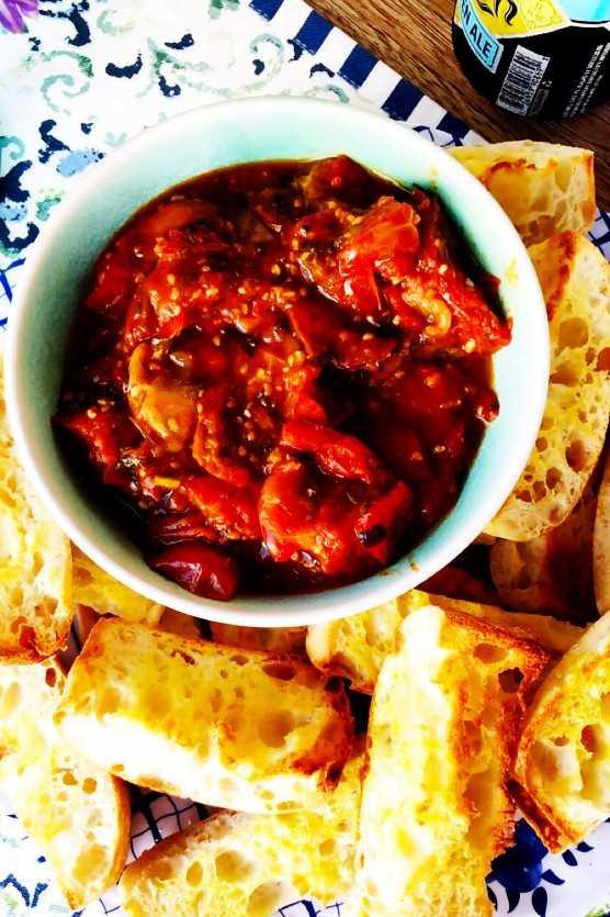 Spread Tomate Burst / Dip