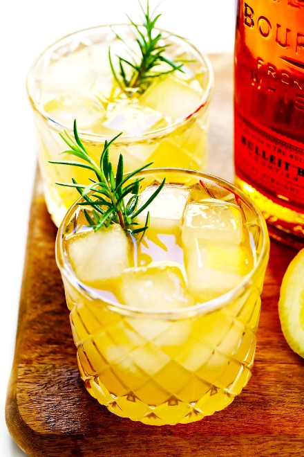Limonada de whisky