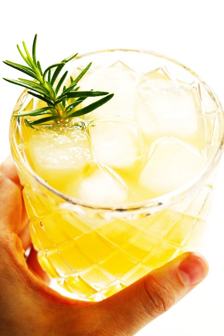 Receta de limonada de whisky