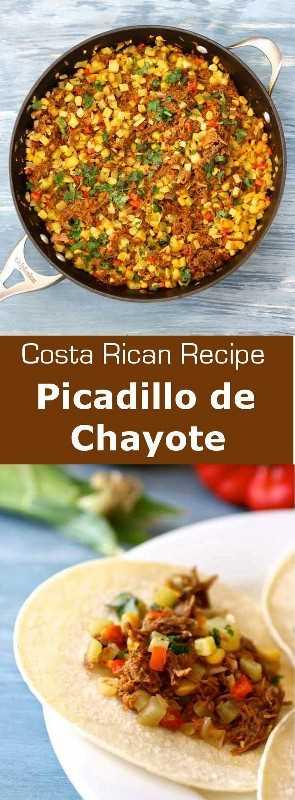 Picadillo es la mejor comida latina de confort. Es un tipo de hachís, generalmente preparado con carne molida, tomate, verduras, hierbas y especias. #costarica #glutenfree #latin