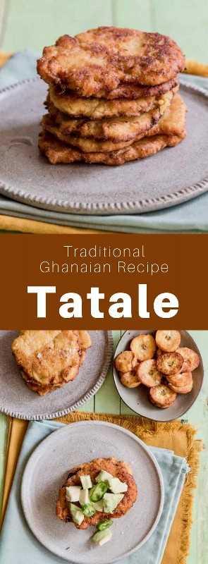 Tatale são deliciosas empanadas de banana pequenas e picantes que também são chamadas