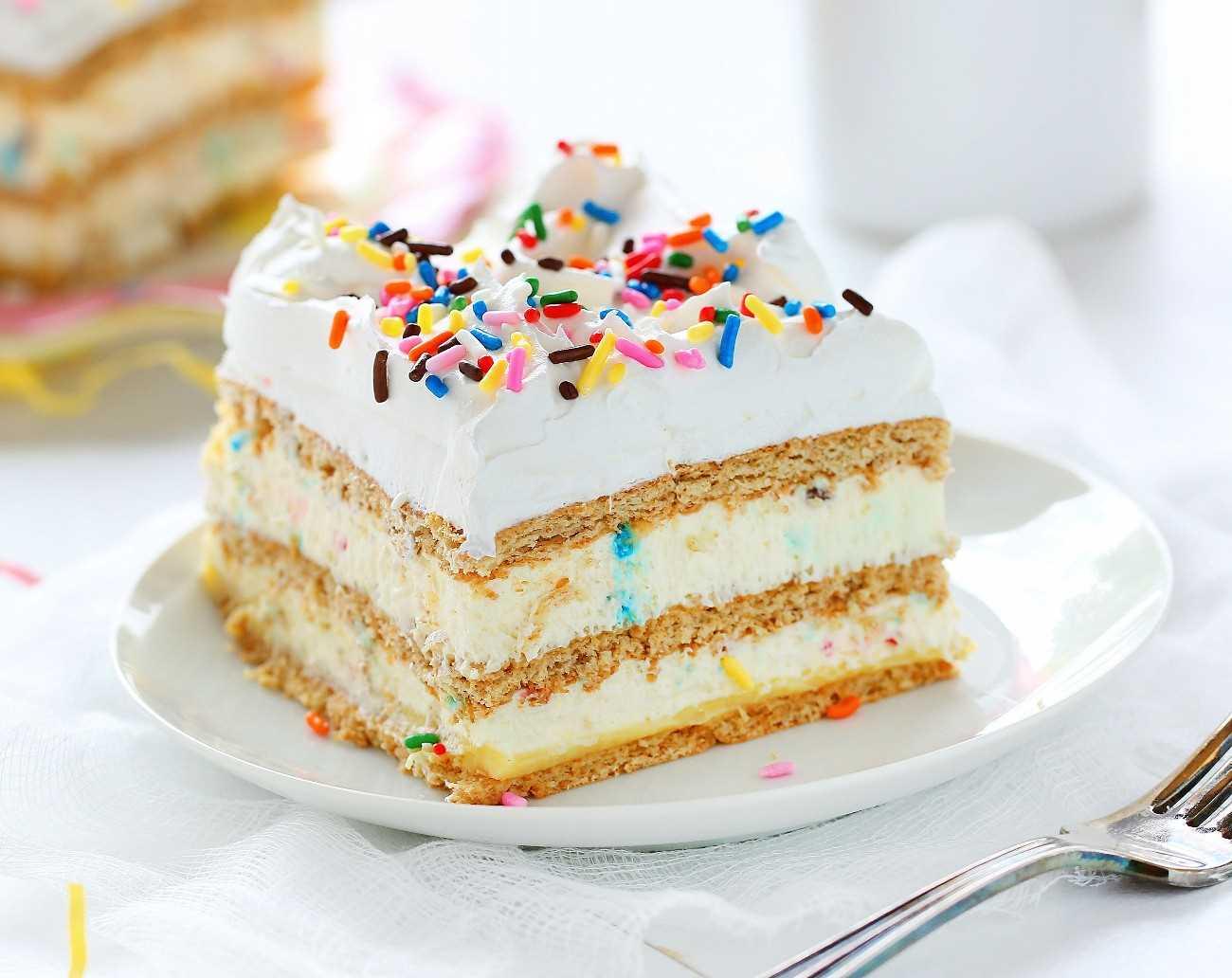 Lasaña Pastel De Cumpleaños