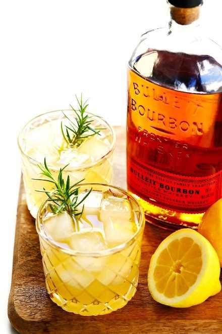 Cóctel De Limonada De Whisky