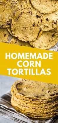 ¡Todo lo que necesitas saber sobre cómo hacer tortillas de maíz en casa! Lo que necesita, proceso paso a paso de principio a fin y cómo mantenerlos calientes. ¡Son fáciles de hacer y perfectos para la noche de tacos!