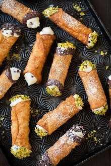 Cannoli | Cocina con clase