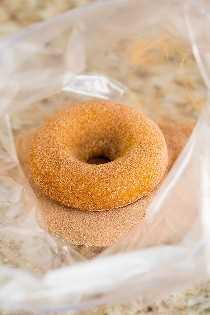 Donuts de calabaza   Cocina con clase