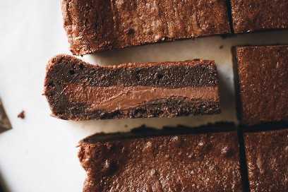 Brownies de Nutella