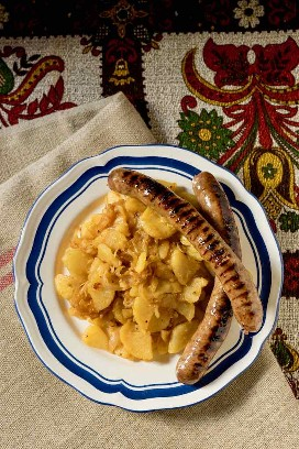 Restani Krumpir tradicional